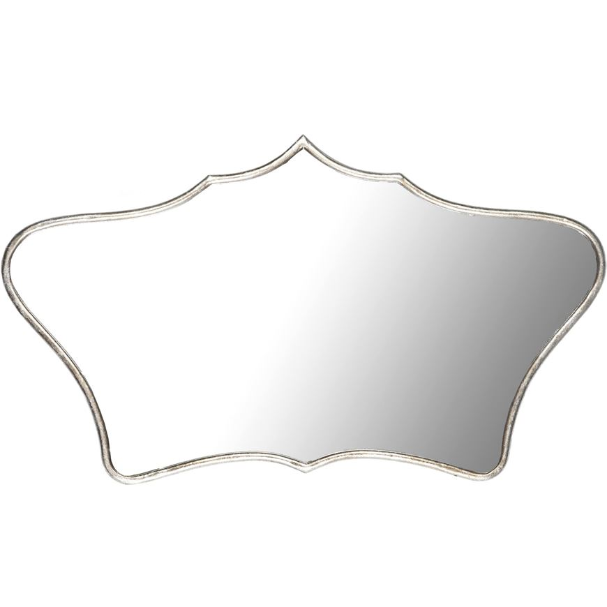 Picture of MILES mirror 87x52 silver