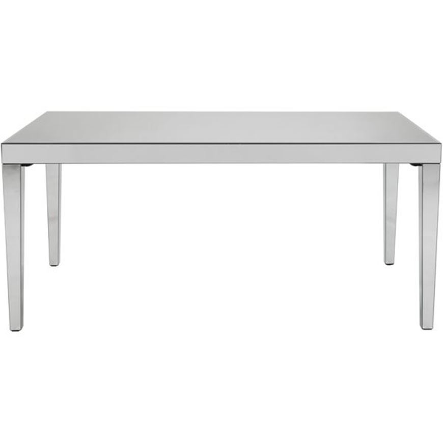 Picture of TORA dining table 180x93 clear